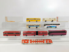 CK900-0,5 #7x wiking H0 / 1:87 Bus Mercedes / MB: 702/1 O 405 +700 305 Etc. ,VG
