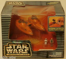 Star Wars Action Fleet Bespin Cloud Car (Micro Machines, 1995) New in Box