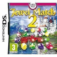 Nintendo DS NDS DSI Lite XL Game Jewel Match 2 II New