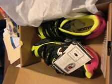 Diadors Speedracer Carbon Cycling Shoes Pink Bottoms