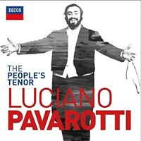 THE PEOPLE'S TENOR - PAVAROTTI,LUCIANO/+  2 CD NEU PUCCINI/VERDI/DONIZETTI/+