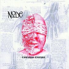 NODE-COWARDS EMPIRE-CD + DVD-technical-death-conviction-crawler-soul rape