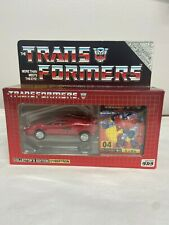 Takara e-Hobby G1 Transformers Collector's Edition New Years Special Sideswipe