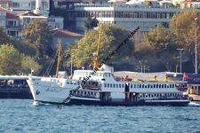 mp260 - Turkish Ferry - Sehit Adem Yavuz , built 1976 - photo 6x4