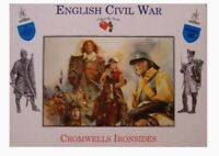 A Call To Arms English Civil War Cromwell's Ironsides Plastic Soldier 1:32