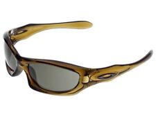 Oakley Monster Dog Sunglasses 05-028 Dark Translucent Olive/Dark Grey