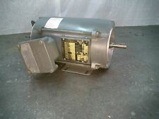 Baldor 3/4 HP Explosion Proof Three Phase C-Face Foot Mounted Motor