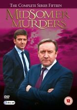Midsomer Murders Series Fifteen season 15 DVD R4 New Sealed