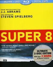 Super 8 [New Blu-ray] With DVD, Widescreen, Ac-3/Dolby Digital, Digital Copy,