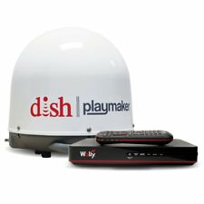 Winegard PAE100R DISH Playmaker Satellite TV Antenna w/ Wally Receiver - $899