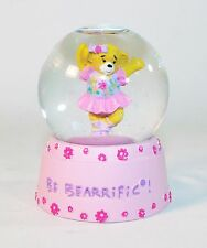 Build a Bear Workshop Be Bearrific Mini Snow Globe
