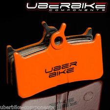 4 PAIRS KEVLAR Hope Tech/Mono M4 Uberbike Disc Brake Pads