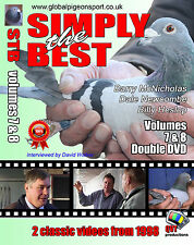 SIMPLY THE BEST 7 & 8  racing pigeon classic dvds