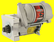 PowerMaster  Xs Torque Sbc Bbc Small Big Chevy Mini Starter Straight Staggered