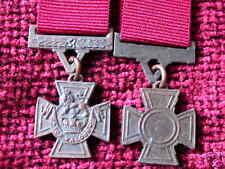 Replica  Miniature Victoria Cross Medal aged