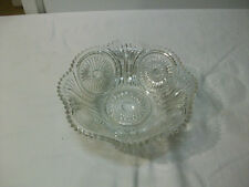 Vintage Imperial Glass Serving Bowl