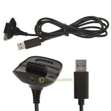 USB Charging Cable Cord USB Charger Cable For Xbox 360 Wireless Game Controller
