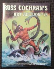 2006 Russ Cochran Comic Art Auction Catalog #75 VF 8.0 Gino D'Achille 84pgs