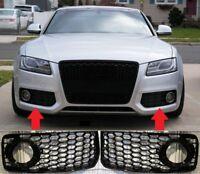 Für Audi A5 S5 S-line Wabengrill Blende Kühlergrill Grill Sportback Coupe Cabrio