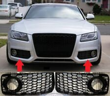 Für Audi A5 S5 S-line Wabengrill Blende Kühlergrill Grill Sportback Coupe Cabrio