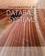 Fundamentals of Database System 7th Int'l Edition