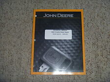 John Deere 950J Crawler Dozer OEM Technical Shop Service Repair Manual TM2364