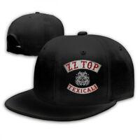 ZZ Top Adjustable Cap Snapback Baseball Hat