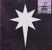 DAVID BOWIE: NO PLAN (4 TRACKS) *CD*