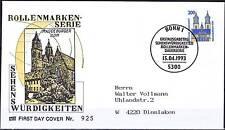 BRD 1993: Magdeburg! SWK-fdc nr 1665 con bonner sello especial ha ido!! 1a 1510