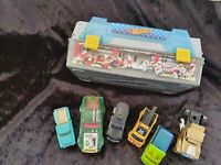 Matchbox Battle car Missile Launcher with selection cars trucks bundle