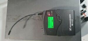 Sennheiser G2 Wireless Mic Kit with ME3 Headset - Current B Band Legal Freq