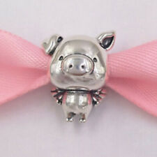 SILVER FLYING PIG PIGLET PIPPO CHARM GENUINE BARGAIN LIMITED QUANTITY SALE