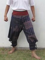 Hmong Pants, Harem Pants, Hill Tribe Pants, Samurai Pants, Ninja Pants (085)