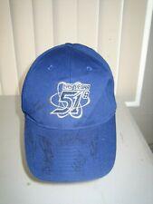 51S LAS VEGAS SIGNED 7X BASEBALL HAT CAP ADULT ONE SIZE MLB STARS AVIATORS ALIEN