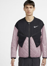 NIKE READY RUN RUNNING JACKET COAT EXTRA LARGE CI6596-516 QUILTED MENS LAB XL