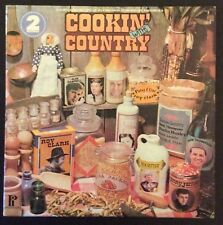 Cookin' with Country on Pickwick PIP-2074 Two discs in E- condition, cover E
