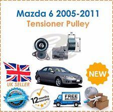 For Mazda 6 2.0 Diesel 2005-2011 Alternator Drive Fan Belt Tensioner Pulley New