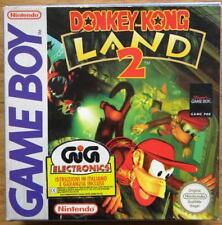 DONKEY KONG LAND 2  NINTENDO GAME BOY