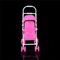 Bébé poupée chariot poussette chariot jouets pour poupées Barbie accessoire Bien