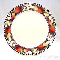 "Noritake Keltcraft MIDNIGHT FEST Ireland 9206 Dinner Plate(s) 10 1/2"""