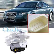 x1 Neu 8-Pol Hinten Links 4F0839015 Türschloss Schloss Für Audi A3 A6 A8 R8 RS6