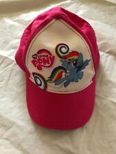 Hasbro My Little Pony Personnages Coton Casquette Baseball, Filles, Âge 4-7 2016