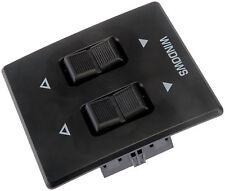 Front Left Power Door Window Switch (Dorman 901-027) 2 Button, 6 Prong