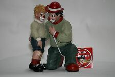 """Gilde Clown """"Das Malheur """" Editionsfigur limitiert 2013 NEU & OVP"""