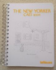 The New Yorker Cats Appointment Diary 2009 (Unused - Near Mint)