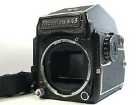 [Excellent+5] Mamiya M645 1000S AE Prism Finder Film Camera Body from JAPAN