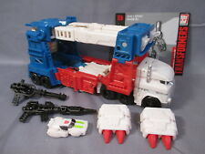 "Transformers Combiner Wars ""ULTRA MAGNUS"" Complete Leader Class 2015"