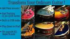 Synth Guitar / 13pin MIDI Guitar - UPGRADES ON ALL BRANDS OF GUITARS