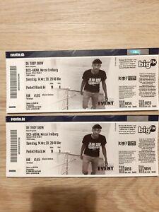 Die Teddy Show 2× Ticket - Messe Freiburg