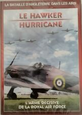 DVD LE HAWKER HURRICANE neuf sous blister